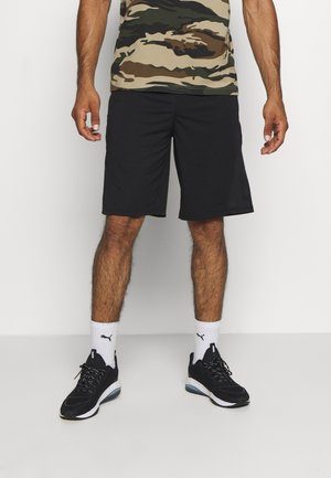 TRAIN FAVORITE DRIRELEASE SHORT - Pantaloncini sportivi - black