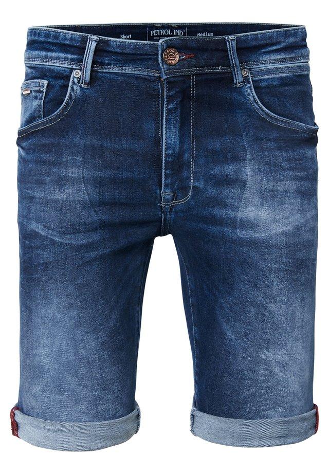 Shorts vaqueros - dark steel