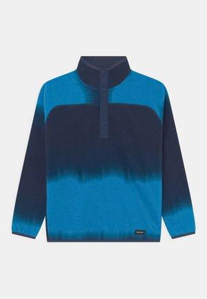 SPARK UNISEX - Fleecová mikina - dresden blue ombre