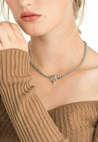 NOELANI - T-BAR CHAIN - Necklace - silber - 0