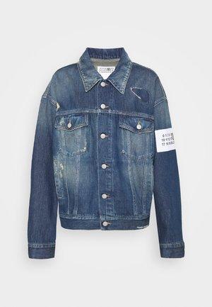 Giacca di jeans - blue denim