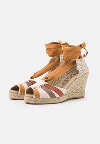 Gioseppo - High heeled sandals - beige - 2