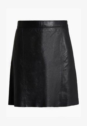 PALE SKIRT - A-line skirt - black