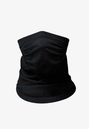 AURORA - Maschera in tessuto - black