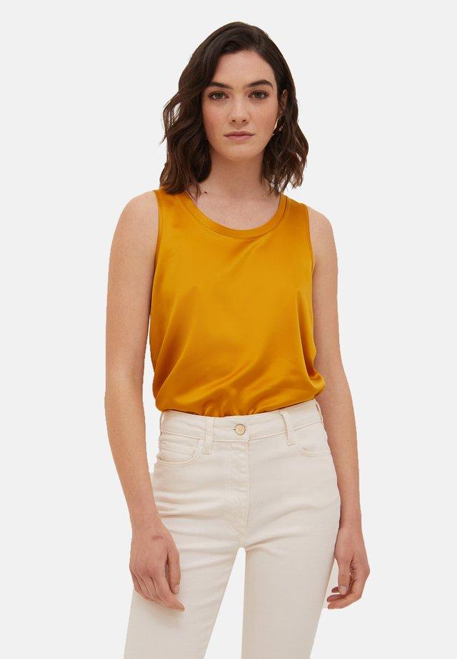 Top - giallo