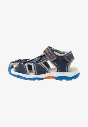 Walking sandals - dark blue