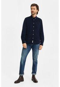 WE Fashion - Camicia - navy blue - 1