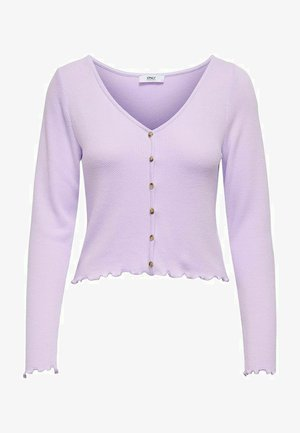 STRUKTUR - Cardigan - pastel lilac