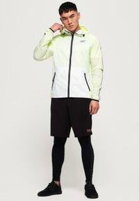 Superdry - Waterproof jacket - white - 1