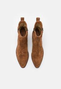 ALDO - NALENIA - Classic ankle boots - cognac - 3
