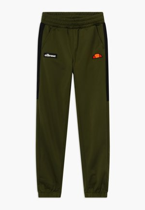 PIOVEGA - Spodnie treningowe - khaki