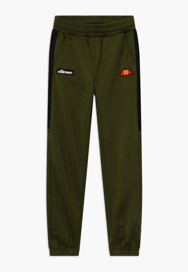 PIOVEGA - Pantalon de survêtement - khaki