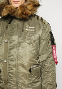 Alpha Industries - AIRBORNE - Cappotto invernale - stratos - 6