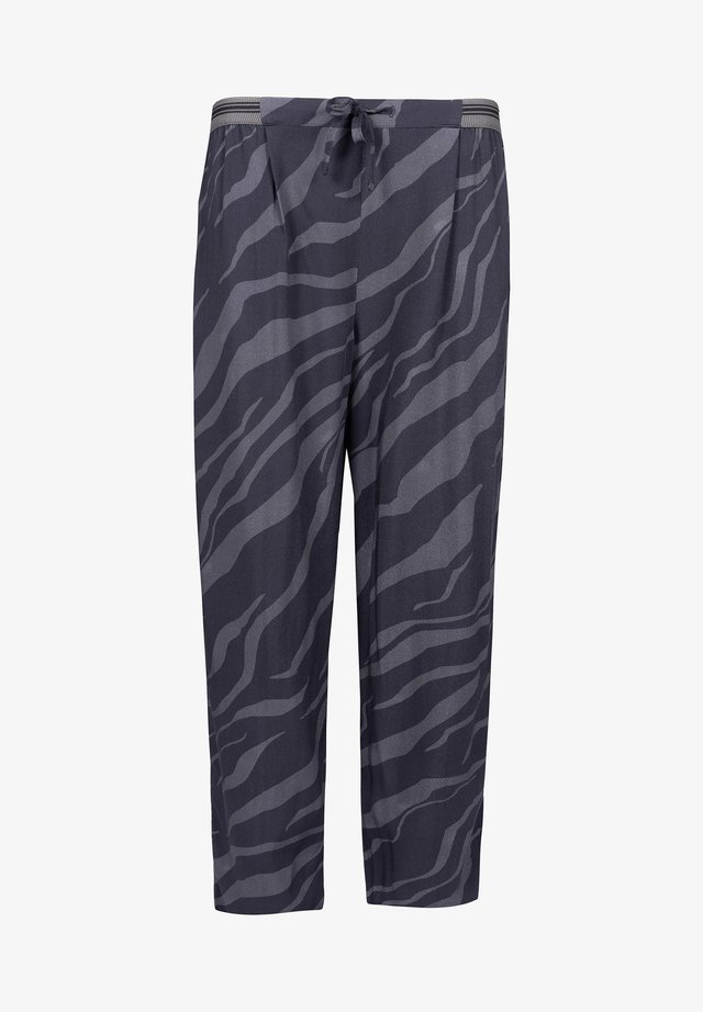Trousers - shale grey