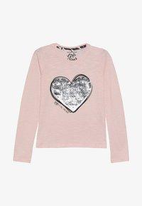 Lemon Beret - TEEN GIRLS  - Langærmede T-shirts - english rose - 2