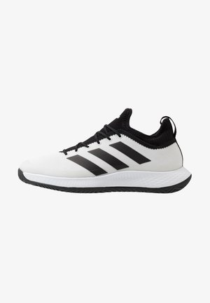 DEFIANT GENERATION  - Multicourt tennis shoes - footwear white/core black
