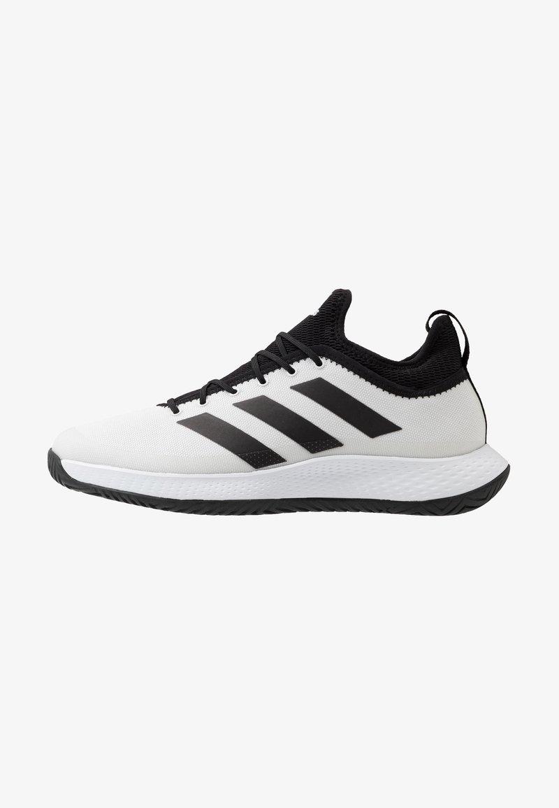 adidas Performance - DEFIANT GENERATION  - Zapatillas de tenis para todas las superficies - footwear white/core black