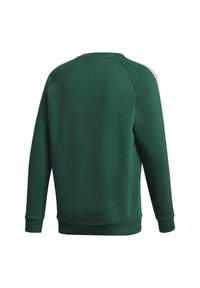 adidas Originals - 3-STRIPES CREWNECK SWEATSHIRT - Mikina - green - 9