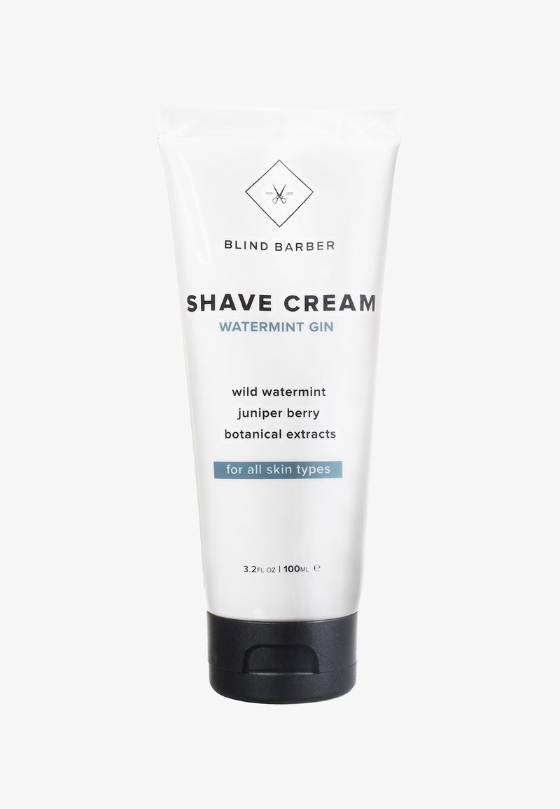 Blind Barber - WILD WATERMINT SHAVE CREAM 100ML - Shaving cream - -