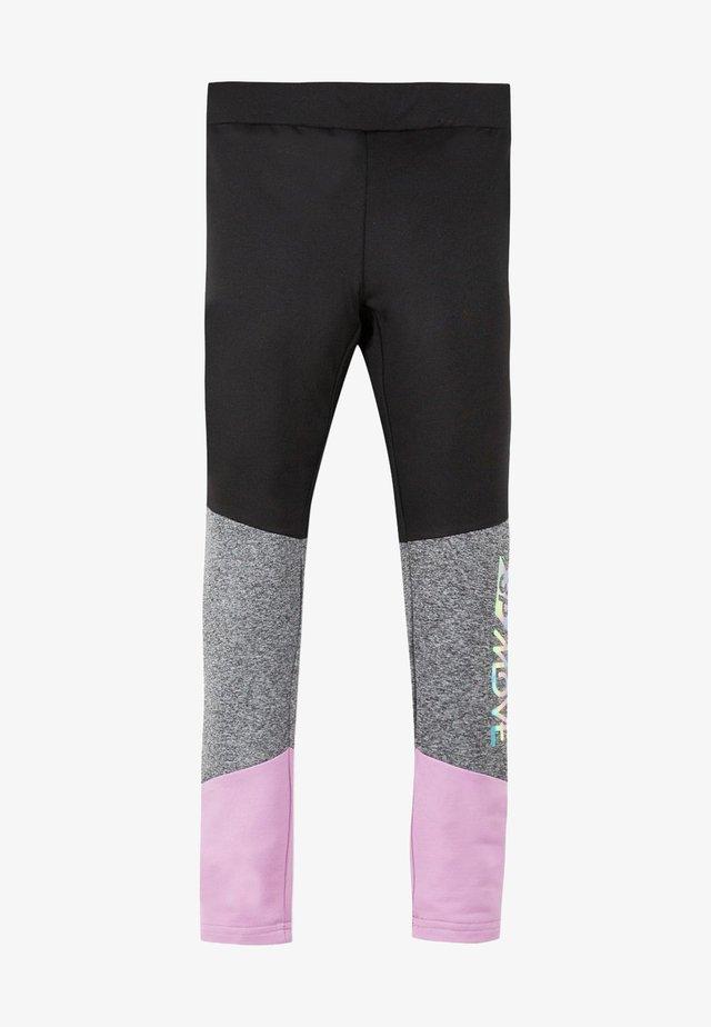 Leggings - grey chine
