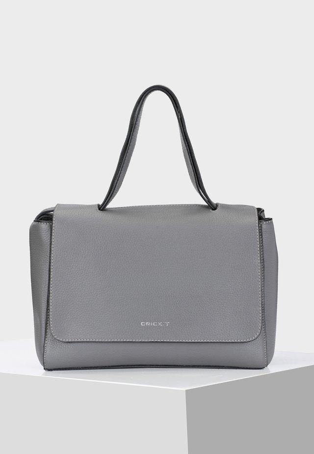 CROSSBODY BAG CAIO - Across body bag - light gray