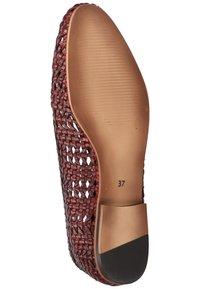 Sansibar Shoes - Ballet pumps - bordeauxrot - 4