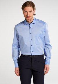 Eterna - REGULAR FIT - Formal shirt - mittelblau - 0