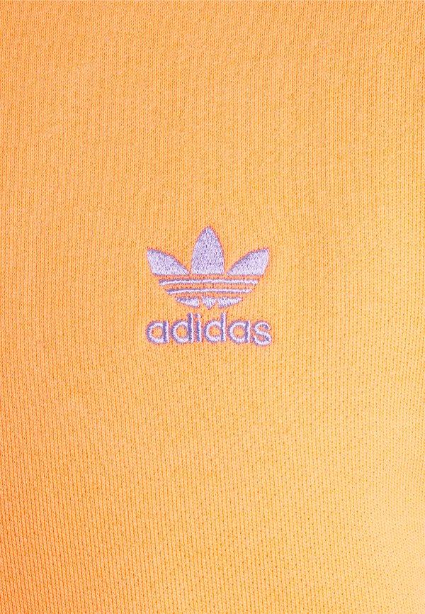 adidas Originals ESSENTIAL HOODY UNISEX - Bluza z kapturem - hazy orange/pomarańczowy Odzież Męska LKAA