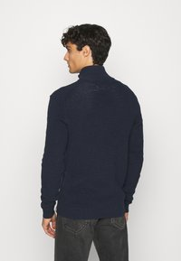Pier One - Cardigan - dark blue - 2