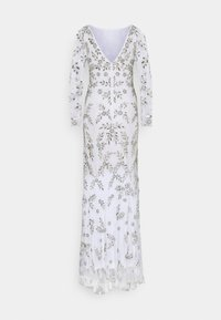 Maya Deluxe - ALL OVER FLORAL DRESS - Occasion wear - ivory - 8