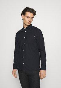 Jack & Jones PREMIUM - JJECLASSIC  - Shirt - navy blazer - 0