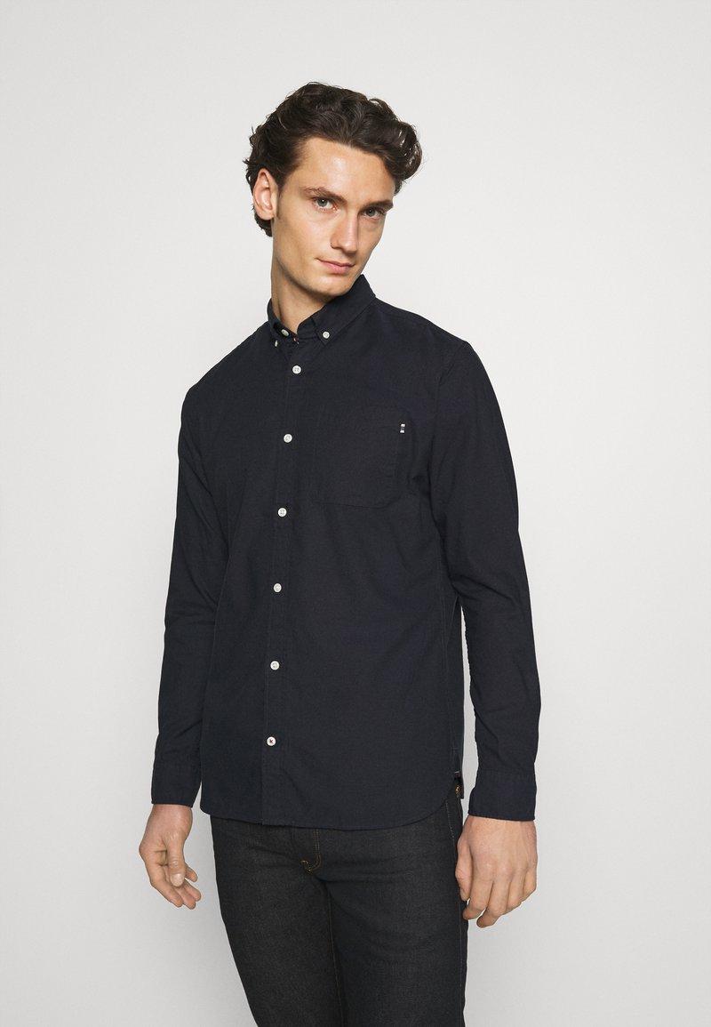 Jack & Jones PREMIUM - JJECLASSIC  - Shirt - navy blazer