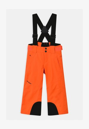 ARISU UNISEX - Snow pants - neon orange