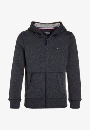BOYS BASIC ZIP HOODIE - Zip-up hoodie - sky captain