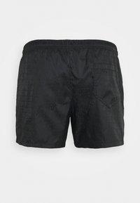 MOSCHINO SWIM - Swimming shorts - black - 1