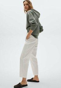 Massimo Dutti - Trousers - white - 2