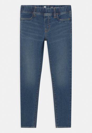 GIRL BASIC - Jeans Skinny Fit - blue denim