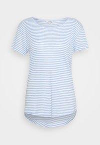 mbyM - LUCIANNA - Print T-shirt - serenity/sugar - 4