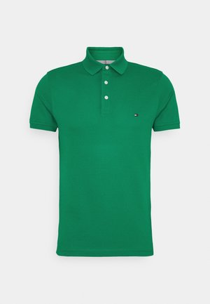 Polo shirt - courtside green