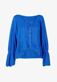 Solai - Cardigan - cobalt blue - 4