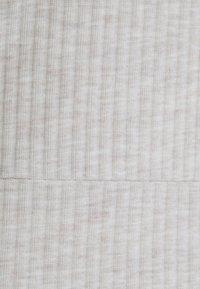 ONLY Petite - ONLNELLA ROLL NECK DRESS - Jumper dress - pumice stone melange - 5