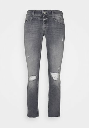 STARLET - Skinny džíny - mid grey