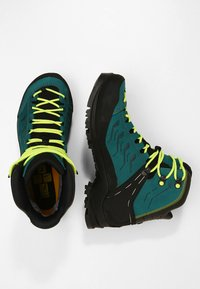 Salewa - RAPACE GTX - Mountain shoes - shaded spruce/sulphur spring - 1