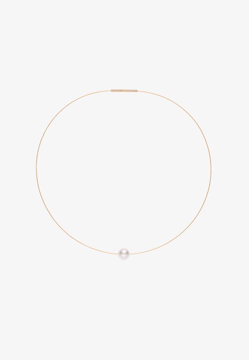 Heideman - KETTE HALSKETTE - Necklace - weiß