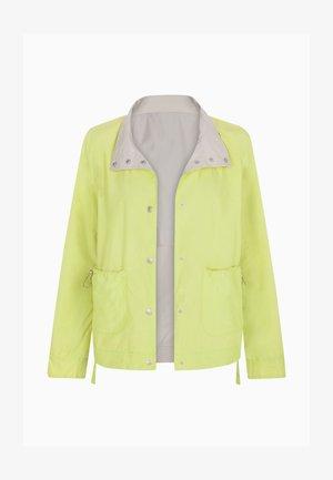 Summer jacket - hellgrün
