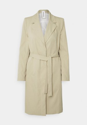 PLYMOUTH - Trenchcoat - braun