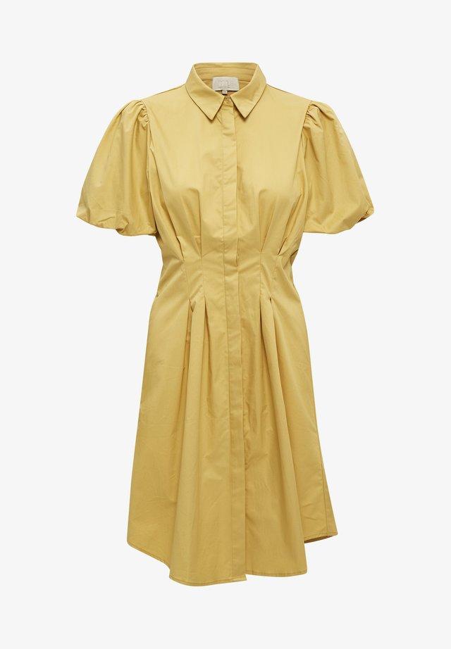 ALETTE SHIRT DRESS - Sukienka koszulowa - cornbutter