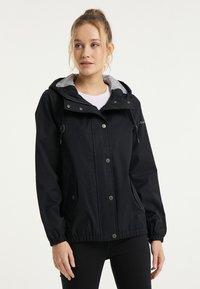 DreiMaster - Light jacket - schwarz - 0