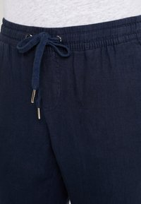 s.Oliver - HOSE - Trousers - navy - 4