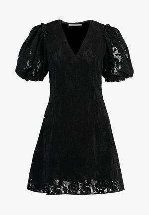 PETULIE DRESS - Sukienka letnia - black lace